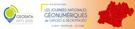 GéoDataDays @ Montpellier