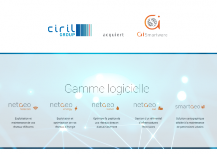 Ciril GROUP GiSmartware