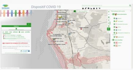 Business Geografic Covid