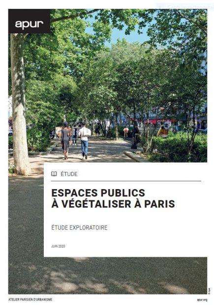 Paris végétation