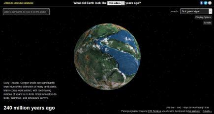 ancien earth