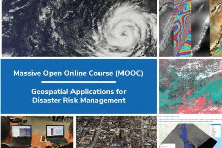 MOOC géospatial
