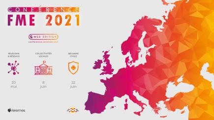 Conférence FME 2021 : télécoms et réseaux @ événement en ligne