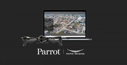 Parrot et Rapid Imaging