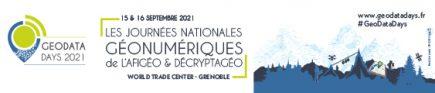 GéoDataDays @ Grenoble - WTC