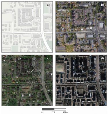 deepfake cartographie