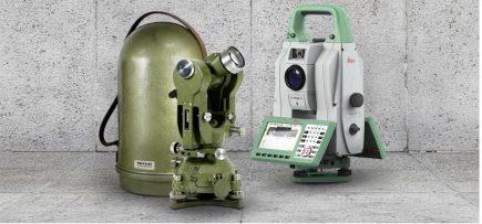 Leica Geosystems 100 ans