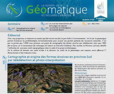 Bulletin géomatique